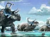 """اكتشاف حفريات لبقايا """"ديناصورات"""" توضح مظهر هذه المخلوقات الحقيقي"""