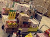 """""""المراح"""" الخيرية توزع معونة شهر #رمضان لأكثر من 300 مستفيد"""