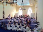 """بالصور.. حلقات القرآن الكريم بجامع """"الخضري"""" تنطلق بـ 300 دارس في #الأحساء"""