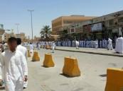 في مرور #الأحساء .. أكثر من 1200 مواطن يتصببون عرقاً بحثا عن وظيفة !