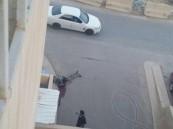 بالصور.. مقتل رجل أمن قبل الإفطار بالرياض والشرطة تكشف التفاصيل