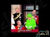 شاهد.. لحظة توبيخ ملكة بريطانيا للأمير ويليام تحوز على إعجاب الملايين