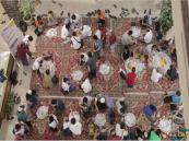 تحت شعار #فأحييناه .. نجاح جهود #جاليات_الأحساء في النصف الأول من #رمضان