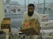 """بالصور.. """"العيون"""" التطوعي يطلق برنامج """"العناية ببيوت الله"""" استعداداً لشهر #رمضان"""