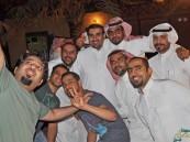 """بعد 14 عاماً .. طلاب من """"مبرز"""" #الأحساء يُحيون الذكريات في أحد ليالي #رمضان"""
