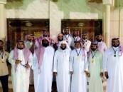 """شباب الرعيل الأول لمكتبة بن باز بـ""""المقهوي"""" يعقدون لقائهم الرمضاني السادس"""