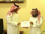 مساعد الشؤون التعليمة يطلع على إنجازات وأنشطة مدرسة الملك سلمان