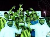 اختتام بطولة سداسيات كرة القدم الرمضانية بنادي حي الأمير سعود بن جلوي