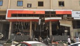شاهد بالتفاصيل.. حريق ضخم يهز أركان أحد المطاعم الشهيرة بالأحساء والنتيجة ٣ مصابين
