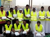 """للعام الثامن… نادي #الجيل ينظم """"إفطار صائم"""" على طريق الخليج الدولي"""