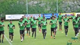 معسكر الأخضر ينطلق الخميس .. واللاعبون يتجمعون في أبوظبي