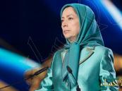 """""""رجوي"""": السعودية قطعت علاقتها مع إيران بسبب نظام الملالي الفاسد"""