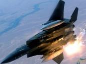 """""""داعش"""" يعلن إسقاط طائرة أمريكية ومقتل طاقمها غرب الأنبار"""
