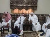 """بالصور.. مجلس """"بن عايد"""" يستقبل المهنئين بالعيد في""""الكلابية"""""""