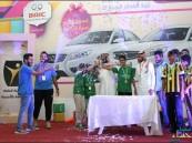 ختام مهرجان فرحة العيد بتنظيم الهيئة العامة للرياضة