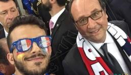 مشجع سعودي يلتقط سيلفي مع رئيس فرنسا: ناديت عليه بصوت عالٍ فاستجاب