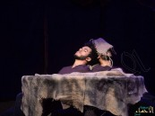 """بالصور.. """"سيام"""" تُمثّل المملكة بالمهرجان العربي لمسرح الشباب في المغرب"""