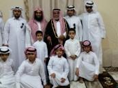 أسرة صالح القبلان تحتفي بالعيد السعيد