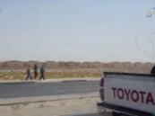 بالفيديو.. عمال #بن_لادن على الإسفلت بسبب تأخر الرواتب