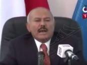 """شاهد.. ماذا قال المخلوع """"صالح"""" ليخطب ود """" #السعودية """" بعد أكثر من عام على الحرب"""