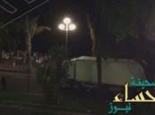 """شاهد لحظة اختراق الشاحنة الحاجز الأمني بمدينة """"نيس"""""""