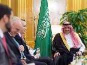 نائب خادم الحرمين يؤكد دعم ووقوف المملكة مع الجهود الدولية للتصدي للإرهاب