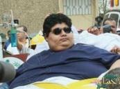 """صورة جديدة """"مذهلة"""" لمريض السمنة الشاعري بعدما فقد 80%من وزنه !"""