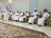 بالصور… مجلس أسرة الشدي بمدينة العيون يقيم حفل معايدة