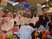 """بالصور .. استمرار فعاليات """"فرحة العيد"""" بتنظيم الهيئة العامة للرياضة بالأحساء"""