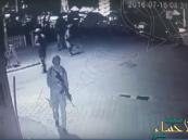 شاهد.. فيديو جديد لمحاولة اغتيال أردوغان وحل الحرس الرئاسي التركي