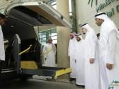 """25 سيارة مجهزة لنقل ذوي الإعاقة عبر """"كريم"""" في #الشرقية و #الرياض و #جدة"""