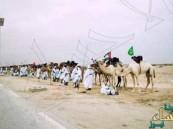 موريتانيا تستقبل القادة العرب بـ 1000 جمل تحمل الأعلام العربية