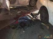 بالصور … فشل محاولة هجوم إرهابي أمام القنصلية الأمريكية بجدة