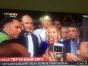 المذيعة التركية التي أجبرها الإنقلاب على قراءة البيان: هكذا تورطت معهم