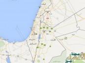 """خرائط جوجل تحذف فلسطين وتستبدلها بـ""""اسرائيل"""""""