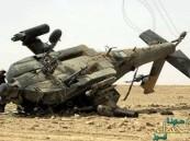 استشهاد طيارين سعوديين إثر سقوط طائرة عمودية من نوع أباتشي في مأرب