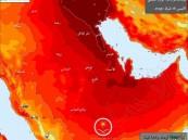 """""""الإنذار المبكر"""" يُنبه: موجة شديدة الحرارة تضرب السعودية يومَيْ الخميس والجمعة"""