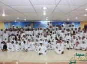 بالصور… معايدة أسرة العساف آل ربان أبو ثنين السبيعي