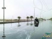 سحب وأمطار رعدية تضرب 6 مناطق بالمملكة .. تعرّف عليها