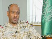 عسيري: الحوثيون استخدموا مسجداً في صعدة لإطلاق صاروخ على مكة