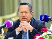 """""""بن دغر"""" يُثمن مساندة المملكة لليمن حكومة وشعباً: كانت سبباً في وصولنا لمشارف #صنعاء"""
