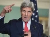 كيري يطالب روسيا والأسد بوقف الهجمات في سوريا