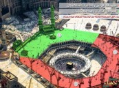 """الشيخ """"السديس"""" يعلن الاستفادة من كافة مباني التوسعة الثالثة للحرم"""