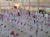 الحكم بجلد طالبين في طابور أول يوم دراسي بجدة !!
