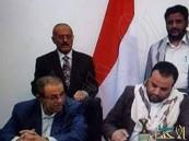 صالح يقترح على الحوثيين استنساخ نظام الحكم الإيراني في اليمن