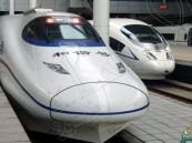 الصين تشغل أسرع قطار في العالم الشهر المقبل