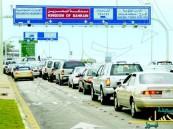 """23.6 مليون مسافر يعبرون """"جسر الملك فهد"""" خلال عام"""