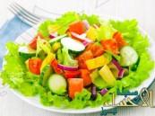السلطة والخضروات تزيد جاذبية الرجال