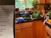 """أم تستخدم حيلة الـ """"واي فاي"""" لإرغام أطفالها على تنظيف المطبخ !"""