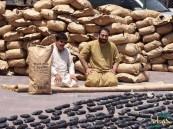 بالصور.. تعاون كويتي سعودي يحبط تهريب 1.5 مليون حبة كبتاجون